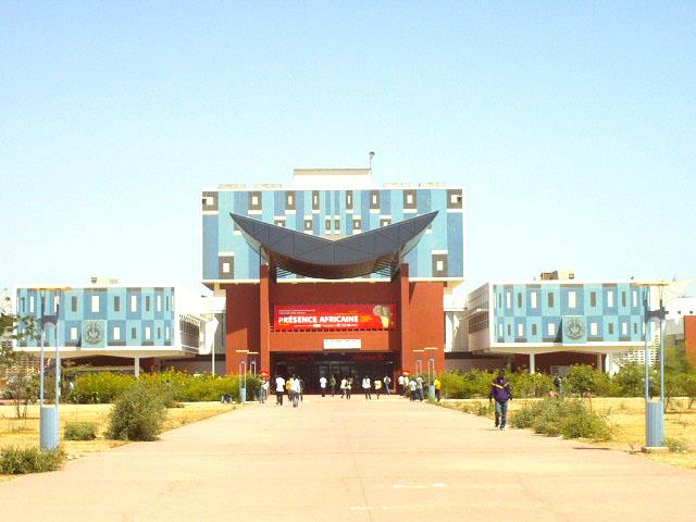 UCAD Library - African Fractal design
